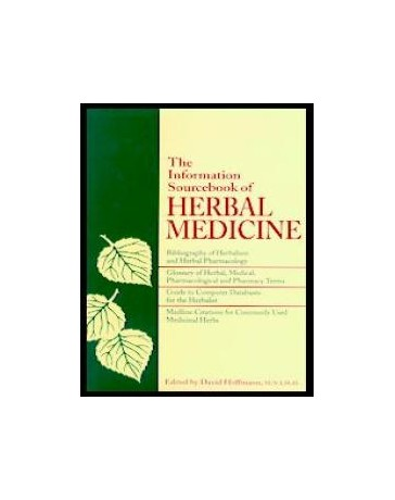 The Information Sourcebook of Herbal Medicine