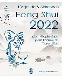 L'Agenda & Almanach Feng Shui 2022
