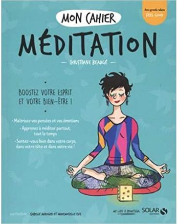 Mon cahier de méditation
