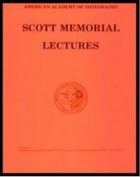 Scott Memorial Lectures