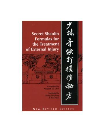 Secret Shaolin Formulas for the Treatment of External I