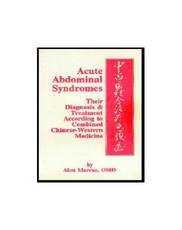 Acute Abdominal Syndromes. Their Diagnosis - Treatment