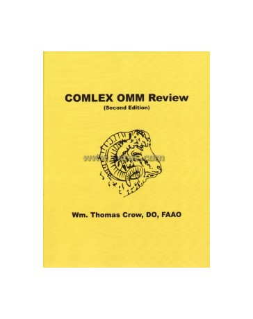 Comlex OMM Review  2nd edition
