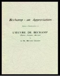 Béchamp - An Appreciation