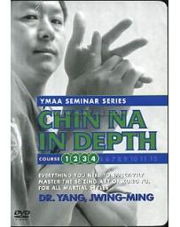 Chin Na in Depth 1, 2, 3, 4 - YMAA Seminar Series  (DVD)