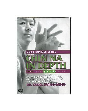 Chin Na in Depth 5, 6, 7, 8 - YMAA Seminar Series  (DVD)