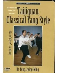 Taijiquan Classical Yang Style  (DVD)
