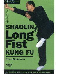 Shaolin Long Fist Kung Fu - Basic Sequences  (DVD)