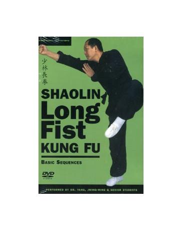 Shaolin Long Fist Kung Fu - Basic Sequences  (DVD)