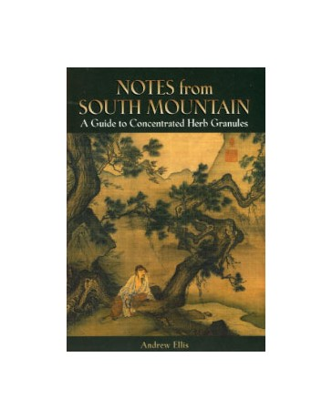 Notes from South Mountain - A Guide to Concentrated Herb Granules