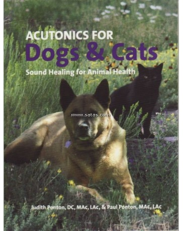 Acutonics For Dogs - Cats - Sound Healing for Animal Health