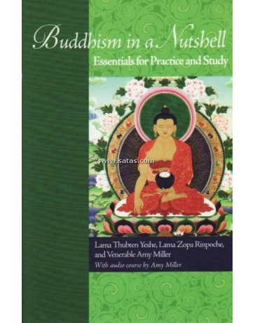 Buddhism in a nutshell - Essentials for practice and study