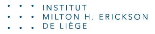 Institut Milton H- Erickson Liège